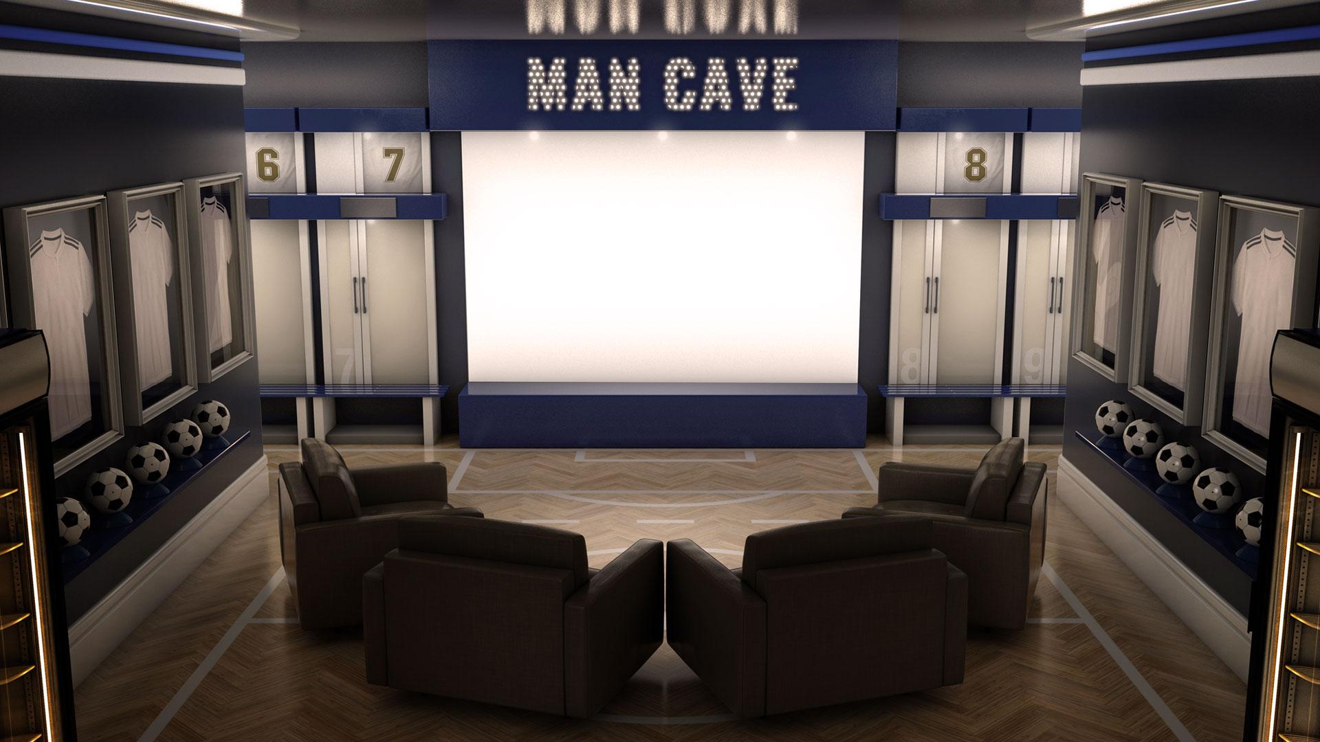 Falaram-me de um Man Cave… o que é isso afinal?